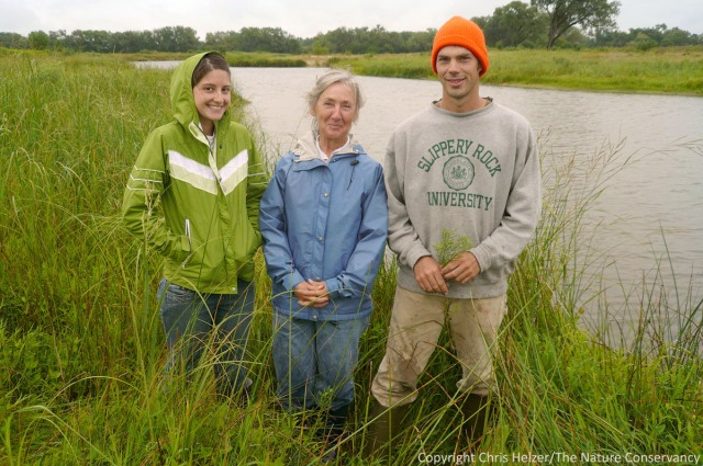 Join us on the Platte River Prairies for a year you'll never forget.