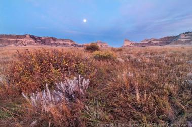 Scott's Bluff National Monument