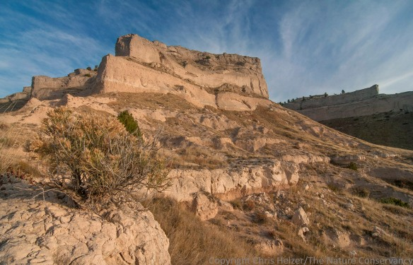 More from Scotts Bluff National Monument.