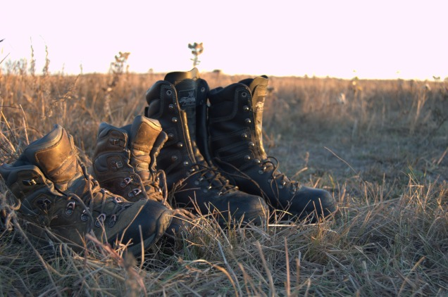 I never thought I would add footwear to the list of unexpected teachers in my life. Ultimately, good work boots are pivotable to land stewardship and field science, though, so maybe it shouldn't come as such a surprise.